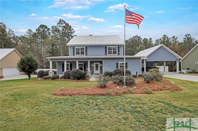 107 Cornerstone Drive, Springfield, GA 31329 (MLS #217262) :: The Arlow Real Estate Group