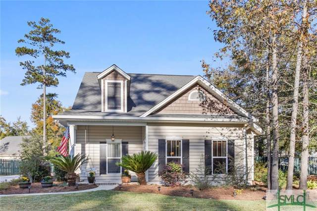134 Cottonham Court, Richmond Hill, GA 31324 (MLS #217270) :: The Arlow Real Estate Group