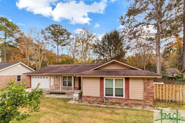 7 Goldfinch Court W, Savannah, GA 31419 (MLS #217283) :: RE/MAX All American Realty