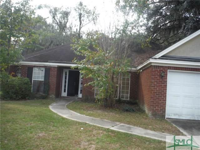 247 Longleaf Circle, Pooler, GA 31322 (MLS #217285) :: The Arlow Real Estate Group