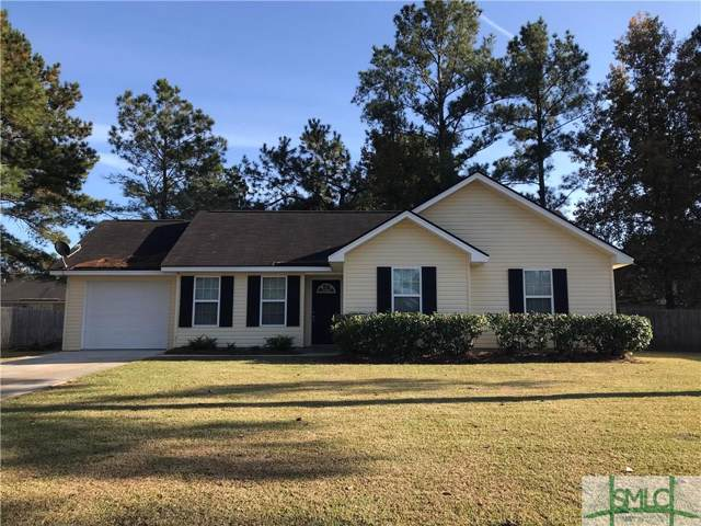 321 Aubrey Avenue, Rincon, GA 31326 (MLS #217287) :: The Randy Bocook Real Estate Team