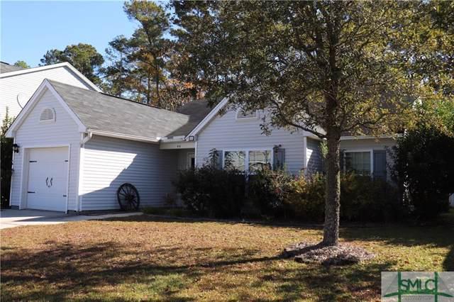 84 Hamilton Grove Drive, Pooler, GA 31322 (MLS #217289) :: Teresa Cowart Team