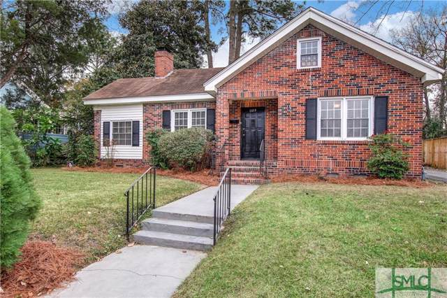 1109 E 52nd Street, Savannah, GA 31404 (MLS #217290) :: Bocook Realty
