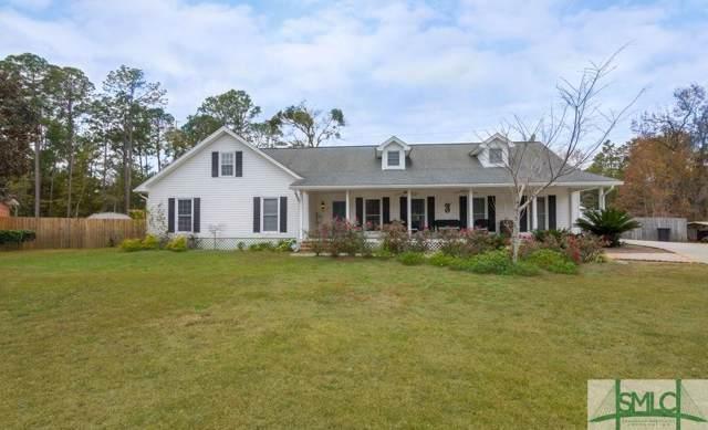 121 Remington Drive, Savannah, GA 31406 (MLS #217293) :: The Randy Bocook Real Estate Team