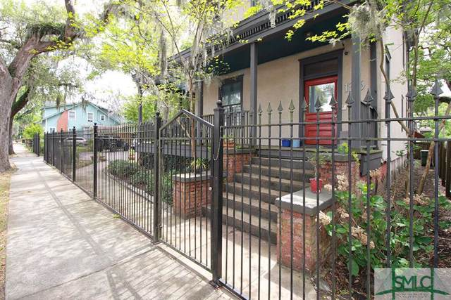 123 W 41St Street, Savannah, GA 31401 (MLS #217295) :: RE/MAX All American Realty