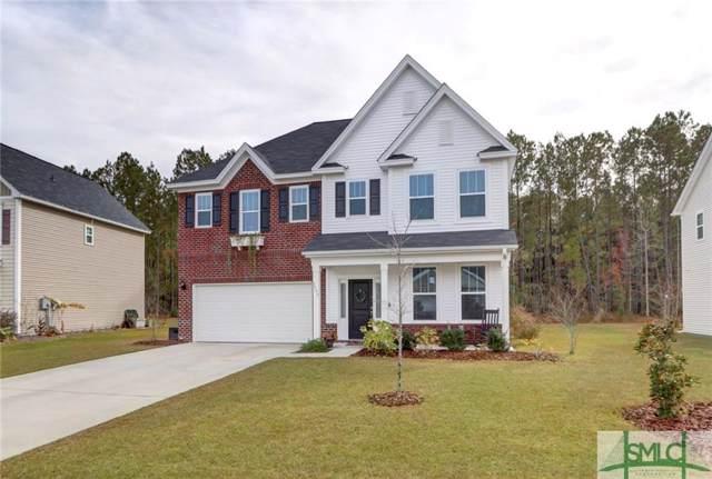 3040 Garden Hills Loop, Richmond Hill, GA 31324 (MLS #217298) :: The Randy Bocook Real Estate Team