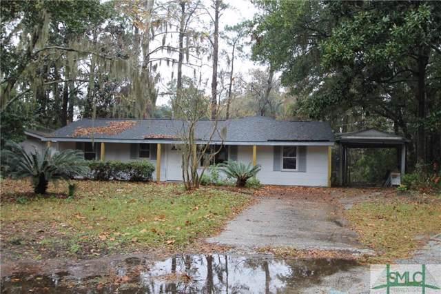 26 Arthur Circle, Savannah, GA 31406 (MLS #217303) :: The Arlow Real Estate Group