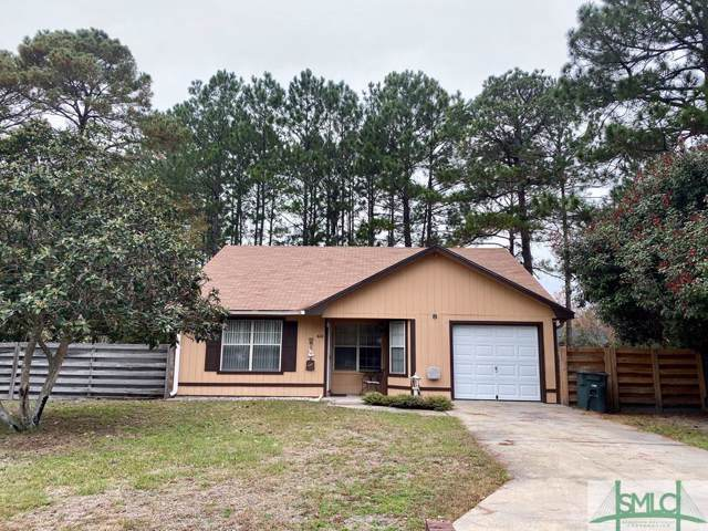 610 Hampton Street, Hinesville, GA 31313 (MLS #217310) :: RE/MAX All American Realty