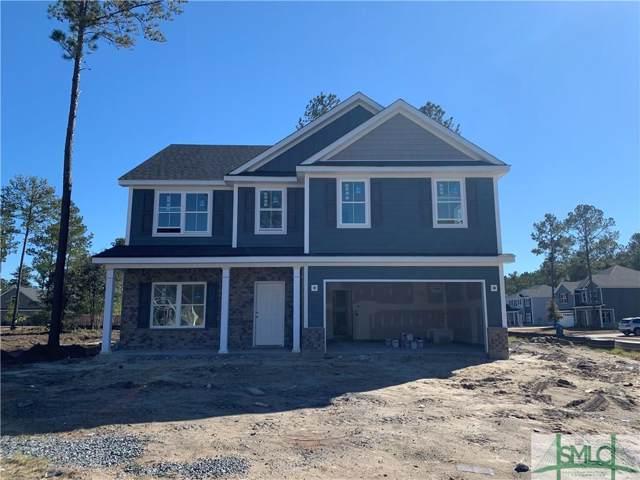 91 Sugar Pine Drive, Richmond Hill, GA 31324 (MLS #217315) :: Teresa Cowart Team