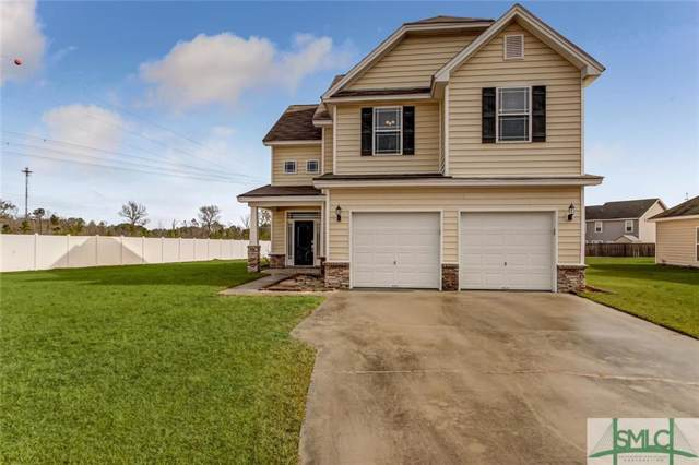 150 Blue Oak Drive, Richmond Hill, GA 31324 (MLS #217317) :: Heather Murphy Real Estate Group