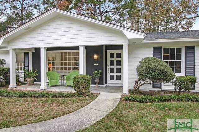 812 Windsor Road, Savannah, GA 31419 (MLS #217321) :: The Arlow Real Estate Group