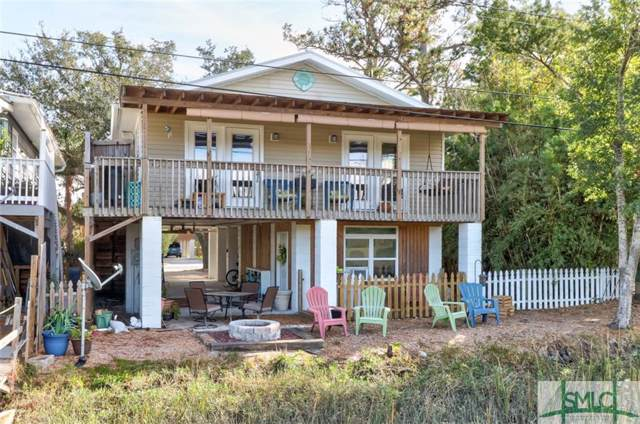 133 Lewis Avenue, Tybee Island, GA 31328 (MLS #217334) :: Keller Williams Realty-CAP