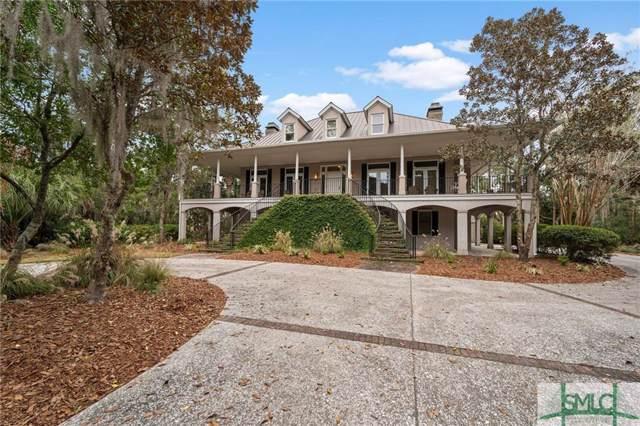 27 Little Comfort Road, Savannah, GA 31411 (MLS #217344) :: The Randy Bocook Real Estate Team