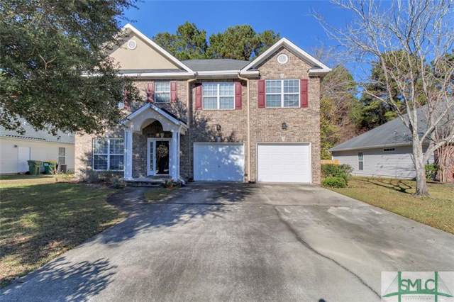 255 Pink Dogwood Lane, Pooler, GA 31322 (MLS #217345) :: The Arlow Real Estate Group