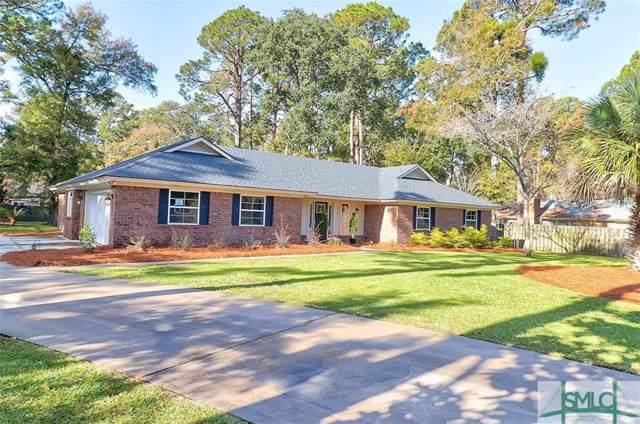 213 Quarterman Drive, Savannah, GA 31410 (MLS #217348) :: The Arlow Real Estate Group