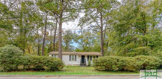 569 Heather Street, Savannah, GA 31406 (MLS #217350) :: The Arlow Real Estate Group