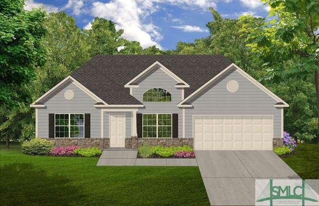 1015 Sweetbay Court, Hinesville, GA 31313 (MLS #217353) :: The Arlow Real Estate Group