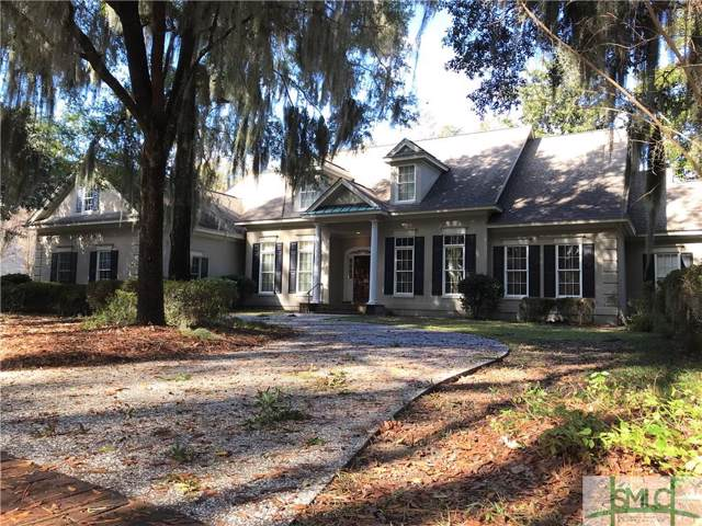 126 Grays Creek Drive, Savannah, GA 31410 (MLS #217354) :: The Arlow Real Estate Group