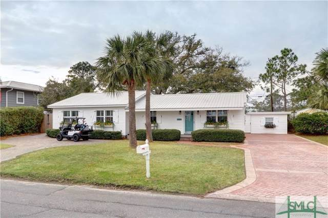 129 Lewis Avenue, Tybee Island, GA 31328 (MLS #217360) :: The Arlow Real Estate Group