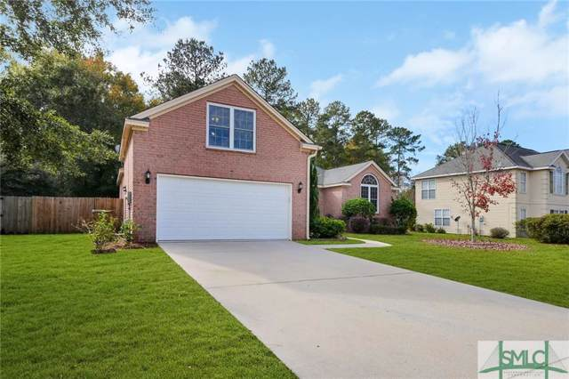 384 Young Way, Richmond Hill, GA 31324 (MLS #217361) :: Keller Williams Coastal Area Partners