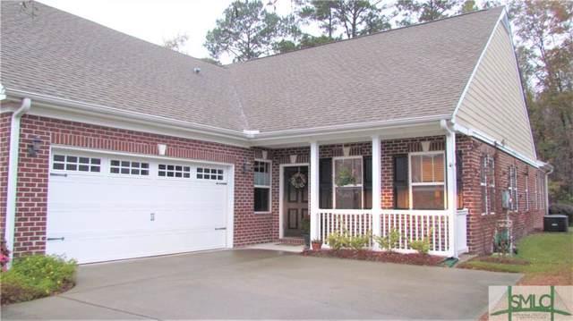 116 Regency Circle, Pooler, GA 31322 (MLS #217362) :: The Arlow Real Estate Group