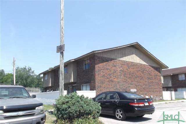 5 Lewis Drive, Savannah, GA 31406 (MLS #217366) :: The Randy Bocook Real Estate Team
