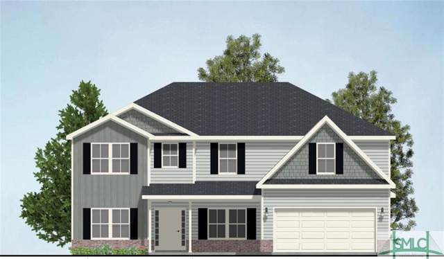 130 Beckley Drive, Richmond Hill, GA 31324 (MLS #217369) :: The Randy Bocook Real Estate Team