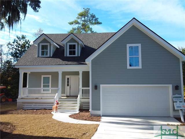 201 Bonaventure Road, Thunderbolt, GA 31404 (MLS #217376) :: The Sheila Doney Team