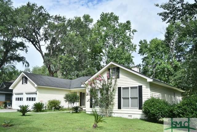 6 Sea Lane, Savannah, GA 31419 (MLS #217379) :: The Arlow Real Estate Group
