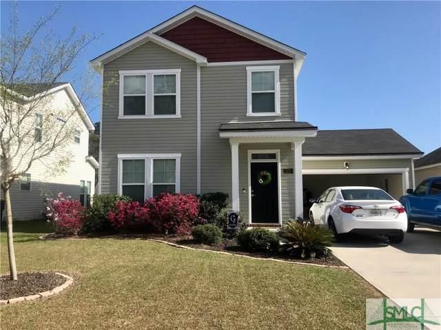 175 Calm Oaks Circle, Savannah, GA 31419 (MLS #217403) :: Teresa Cowart Team