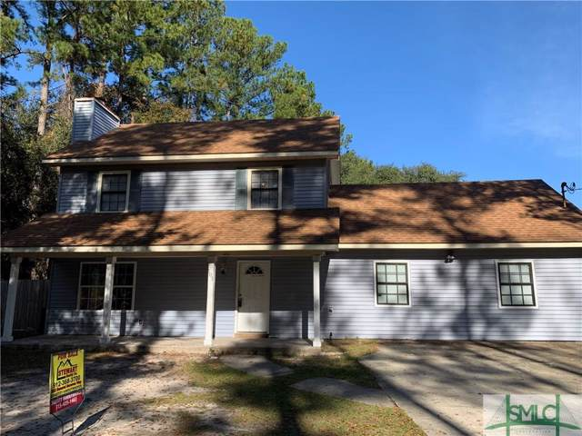 101 Lakeview Drive, Hinesville, GA 31313 (MLS #217424) :: Bocook Realty
