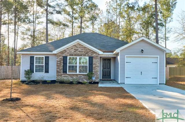 174 Blackwater Way, Springfield, GA 31329 (MLS #217425) :: Bocook Realty