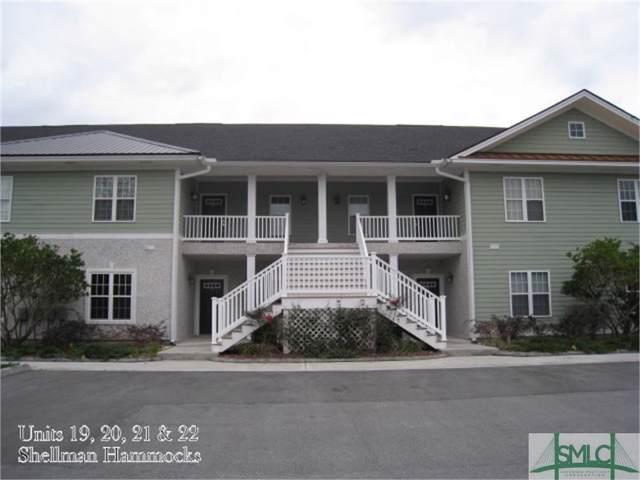 7272 Shellman Bluff Road NE #20, Townsend, GA 31331 (MLS #217426) :: Bocook Realty