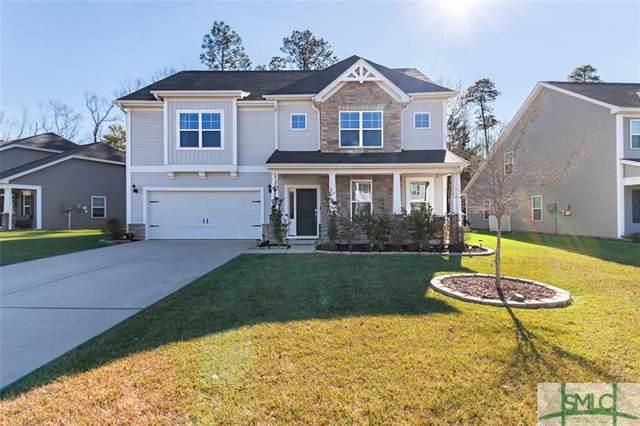 366 Casey Drive, Pooler, GA 31322 (MLS #217438) :: The Arlow Real Estate Group