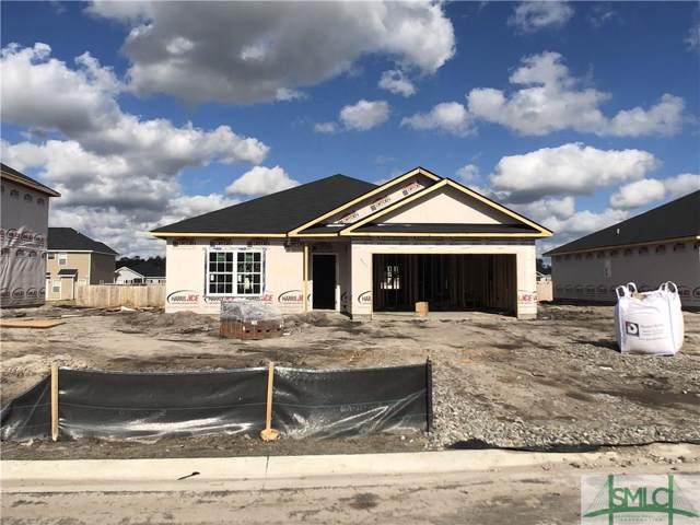 686 Burke Drive, Hinesville, GA 31313 (MLS #217462) :: Teresa Cowart Team
