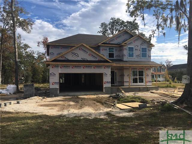 5 Shellcracker Drive, Savannah, GA 31419 (MLS #217468) :: McIntosh Realty Team