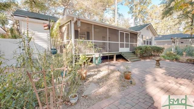 1007 Charlene Street, Savannah, GA 31410 (MLS #217469) :: The Arlow Real Estate Group