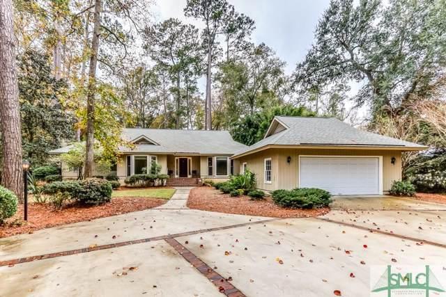 4 Hazel Glen Lane, Savannah, GA 31411 (MLS #217474) :: The Arlow Real Estate Group