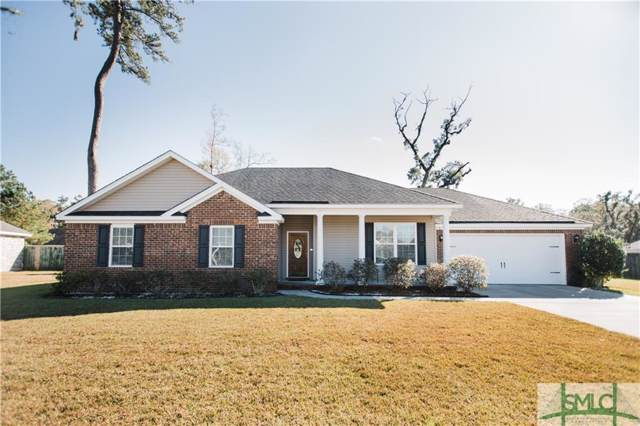 8 Grove Court, Pooler, GA 31322 (MLS #217484) :: Liza DiMarco