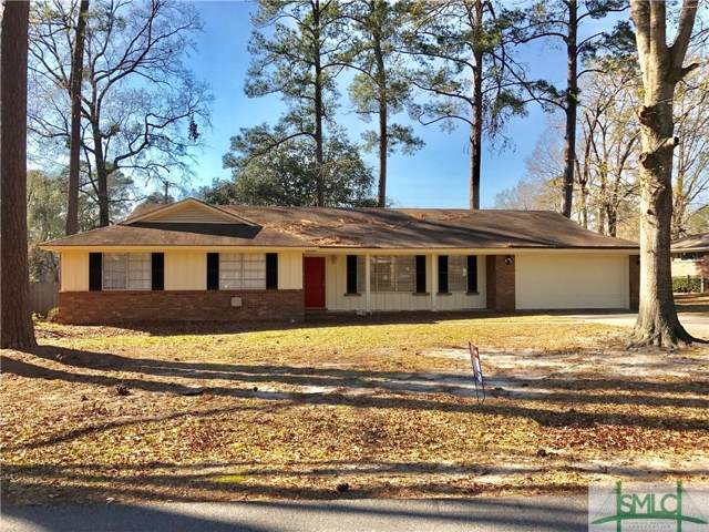 409 Pinewood Drive, Pooler, GA 31322 (MLS #217506) :: The Arlow Real Estate Group