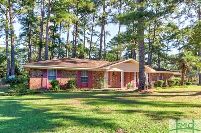 400 Symons Street, Pooler, GA 31322 (MLS #217508) :: The Arlow Real Estate Group