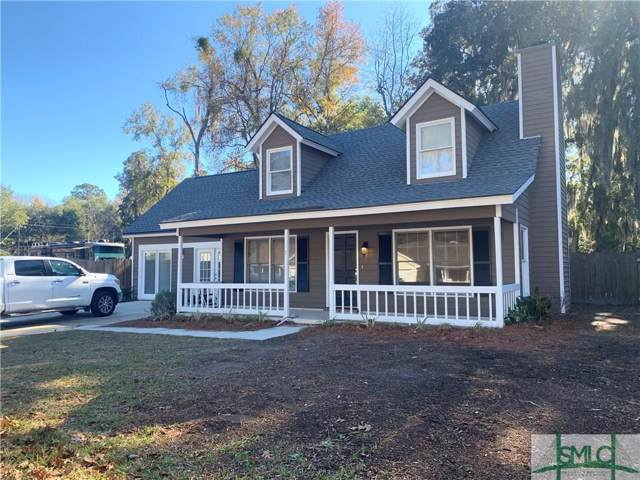 7 Country Walk Drive, Savannah, GA 31419 (MLS #217511) :: The Arlow Real Estate Group
