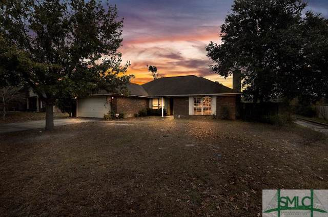 112 Wayfair Lane, Hinesville, GA 31313 (MLS #217518) :: Liza DiMarco