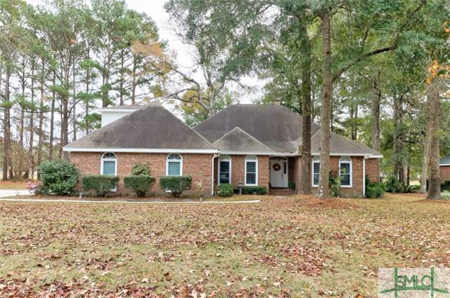 315 Merion Road, Rincon, GA 31326 (MLS #217529) :: The Arlow Real Estate Group