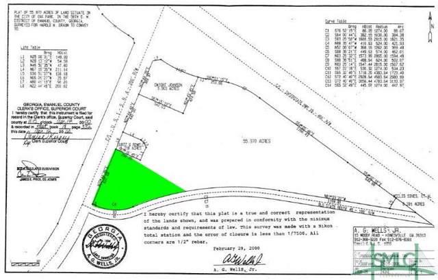 0 Hwy 1 Highway Highway, Oak Park, GA 30401 (MLS #217531) :: Coldwell Banker Access Realty