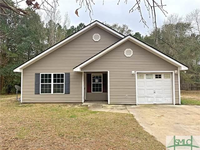 1143 Mcclow Lane SE, Townsend, GA 31331 (MLS #217546) :: Liza DiMarco