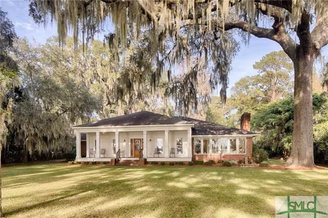 817 Dancy Avenue, Savannah, GA 31419 (MLS #217554) :: The Arlow Real Estate Group