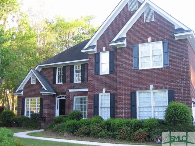 109 Wedgefield Crossing, Savannah, GA 31405 (MLS #217555) :: The Randy Bocook Real Estate Team