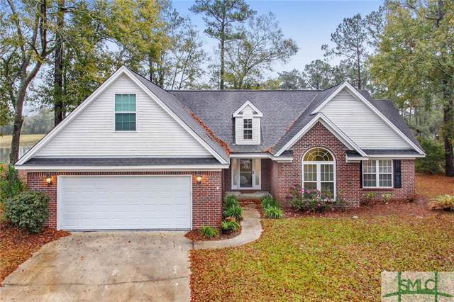 126 Heron View Court, Richmond Hill, GA 31324 (MLS #217563) :: The Arlow Real Estate Group