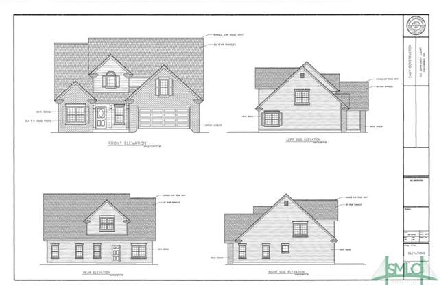 107 John Eady Court, Savannah, GA 31405 (MLS #217575) :: The Arlow Real Estate Group